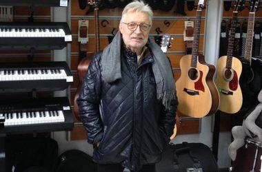 """Темные занавески, рыба и сладости: автор хита """"Bessame mucho"""" Фрэнсис Гойя посетит Киев"""