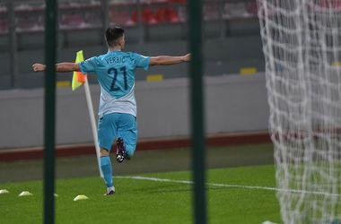 ЧМ-2018: сборная Словении минимально в гостях обыграла Мальту