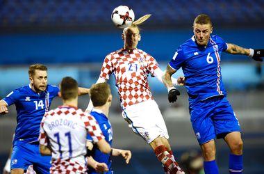 Обзор матча Хорватия - Исландия - 2:0