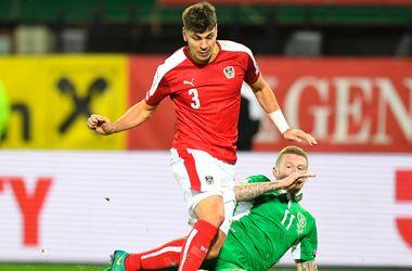Отбор на ЧМ-2018: Австрия - Ирландия - 0:1, обзор матча