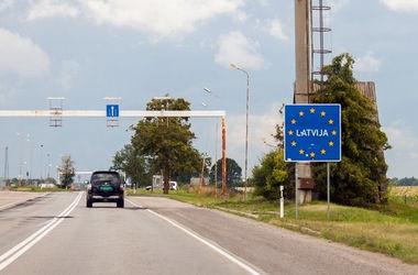 Латвия хочет построить забор на границе с Беларусью