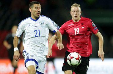 Отбор на ЧМ-2018: Албания - Израиль - 0:3, обзор матча