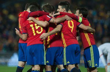 Отбор на ЧМ-2018: Испания - Македония - 4:0, обзор матча