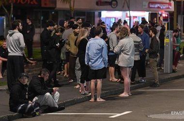 На Новую Зеландию идут цунами
