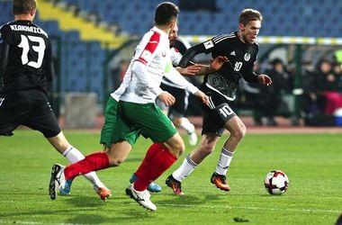 Обзор матча Болгария - Беларусь 1:0