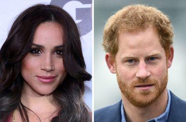 Меган Маркл отдыхает с принцем Гарри в Кенсингтонском дворце - СМИ