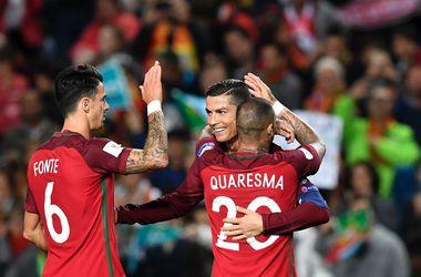 Обзор матча Португалия - Латвия 4:1