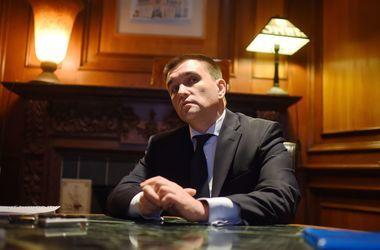 Климкин заявил, что готовятся переговоры по встрече Порошенко с Трампом