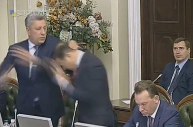 Бойко и Ляшко подрались на Согласительном совете