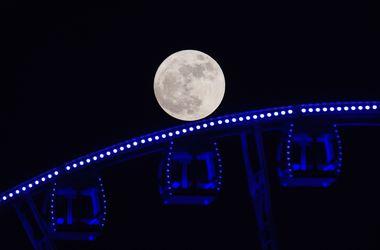 Земляне увидели самую большую за 70 лет Луну: невероятные кадры