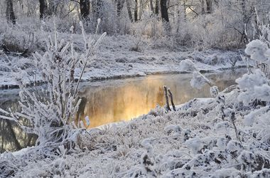 После мощных снегопадов в Украину придут морозы