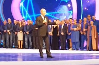 """Путин на юбилее КВН: """"Женился, развелся, счастлив"""" - это вы о ком сказали"""
