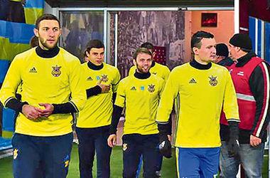 """Сегодня сборная Украины сыграет с Сербией, Шевченко говорит: """"Дам сыграть всем!"""""""