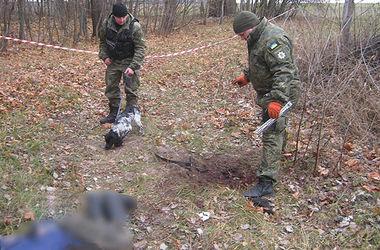 Мужчина подорвал себя гранатой в Черниговской области