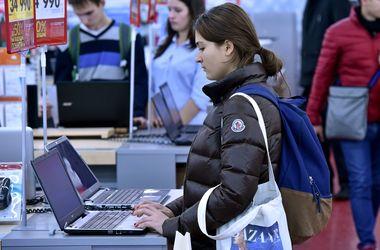 Украинцы активно скупают бытовую технику и электронику