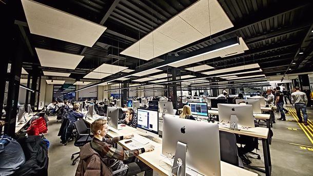 Работодатели ищут креативных программистов. Фото: kfund.ua