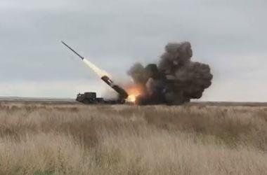Появилось видео испытаний новейшей украинской ракеты