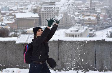 Прогноз погоды: зима таки начнется  в декабре