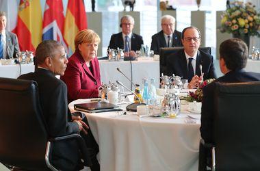 Обама и лидеры ЕС решили, когда отменять санкции против России