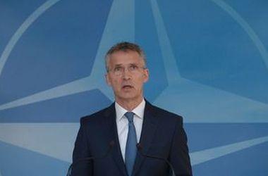 Столтенберг обсудил с Трампом будущее НАТО