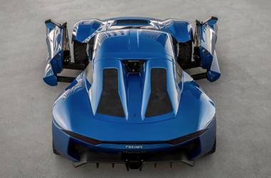 Beast Alpha: новый суперкар с уникальной конструкцией дверей
