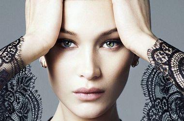 20-летняя модель Белла Хадид показала, как нужно позировать перед камерой (видео) - Звездные новости - Баннеры с лицом Беллы висят по всему миру: то реклама Nike, то Calvin Klein