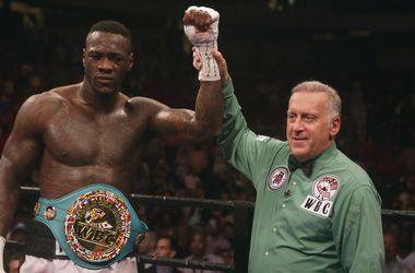 Чемпион WBC Деонтей Уайлдер выбирает между Миллером и Фьюри