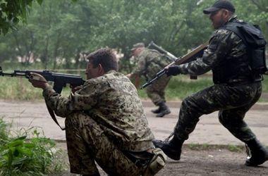 Боевики на Донбассе несут потери