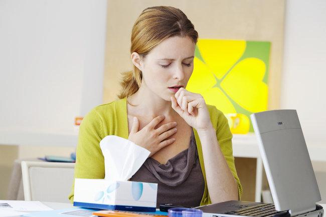 Сухой кашель, причины и лечение сухого кашля