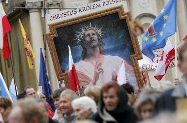 Иисуса Христа провозгласили королем Польши