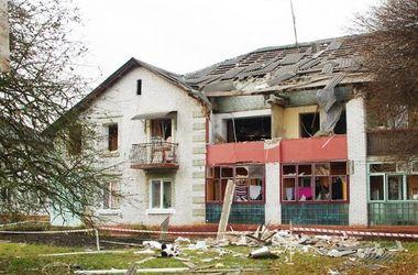 На Волыни взорвался жилой дом