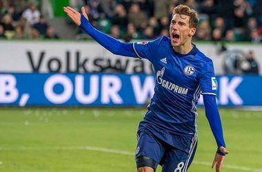 """Тренер """"Шальке"""" не выпустил Коноплянку на поле в матче с """"Вольфсбургом"""""""