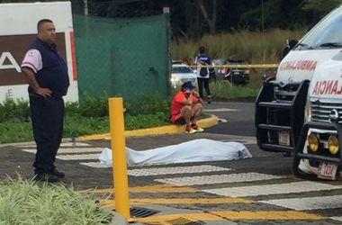 Бывший игрок сборной Коста-Рики умер из-за остановки сердца во время легкоатлетического забега