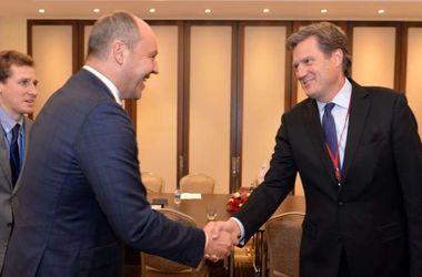 Парубий: Украина нацелена на то, чтобы стать членом НАТО