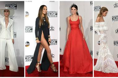Названы самые стильные звезды American Music Awards: ТОП-7 образов