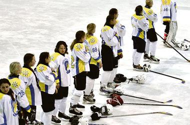В первом женском чемпионате Украины по хоккею девушки играют без контрактов