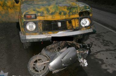 ДТП в Ровенской области: под колеса авто попала беременная женщина