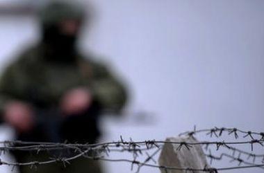 В Днепропетровской области солдат украл оружие из воинской части