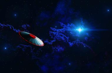 """Ученые зафиксировали пугающе яркий """"инопланетный"""" сигнал"""