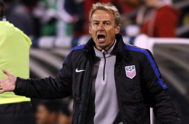 Юрген Клинсманн уволен с поста главного тренера сборной США
