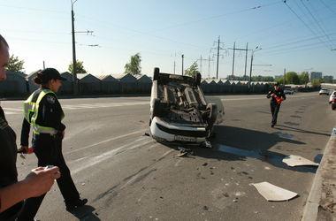 Почему растет число ДТП в Украине