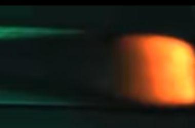 NASA подожгло космический корабль на орбите