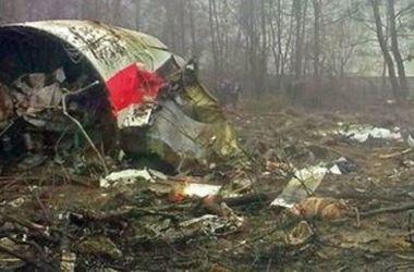 В Польше воспроизвели последние секунды полета самолета Качиньского