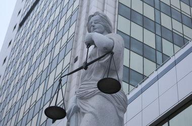 За содеянное обвиняемым грозит до шести лет тюрьмы. Фотограф: А. Бойко, «Сегодня»