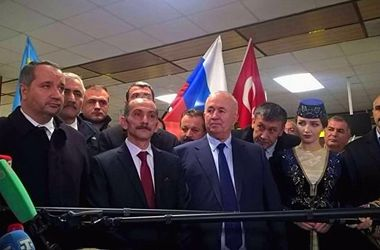 В оккупированный Крым прибыл брат Эрдогана с турецкой делегацией - СМИ