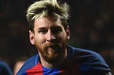 Лионель Месси первым забил 100 голов в международных клубных турнирах