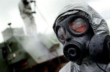 Сирийская армия применила химическое оружие в Алеппо