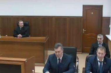 Суд по делу Януковича перенесли