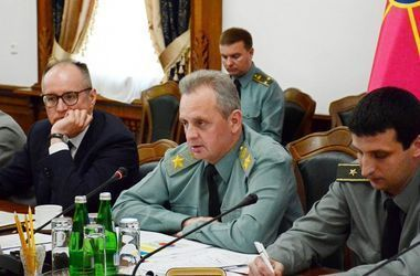 Армия Украины накопила необходимый боевой опыт - Муженко