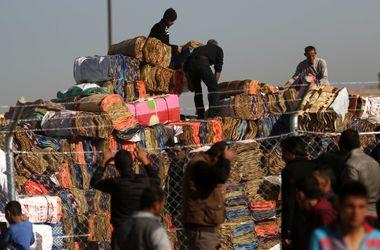 Из Мосула бежали 73 тысячи человек – ООН